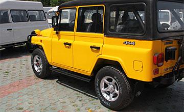 北汽军版SUV售价不超7万 保养低廉性能强悍
