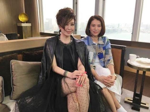 袁咏仪曝曾遇婚姻危机 和张智霖差点离婚【有看点】