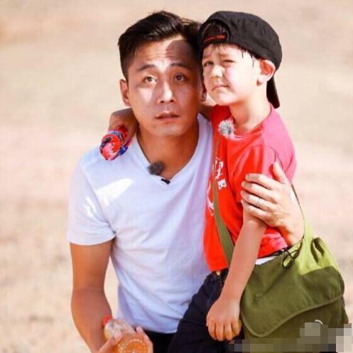 刘烨又要给诺一定娃娃亲了,这次是张震的女儿【有看点】