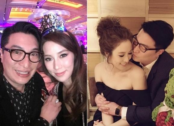 """""""千亿媳妇""""徐子淇与老公同游 快餐店热吻到忘我【有看点】"""