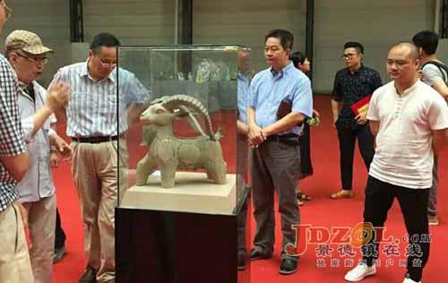 全国高校毕业生优秀雕塑作品展在上海开展