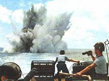 1974年西沙海战解放军曾用手榴弹冲锋枪同敌近战
