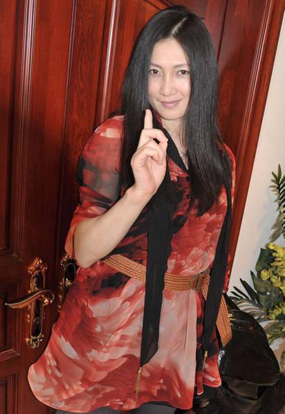 """她是最美""""杨贵妃"""",王志文旧爱,年过五旬美丽依旧【有看点】"""