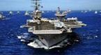 中国南海再亮四剑 美军航母进退两难