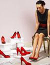 如何穿高跟鞋小腿不会变粗?