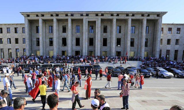 大清洗!土耳其政变后拘捕2745名司法官