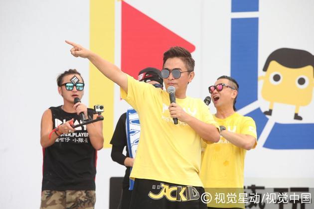 【星娱TV】吴宗宪谈陈冠希怒骂林志玲事件:不要骂来骂去