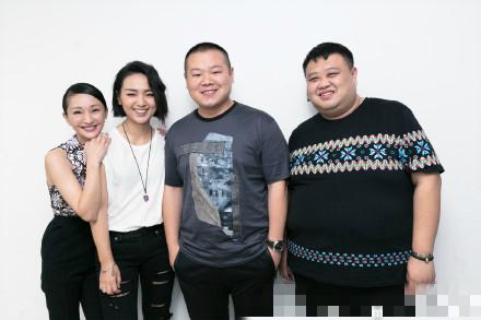 【星娱TV】岳云鹏孙越合影周迅周笔畅 他们按体重排好了队形(图)