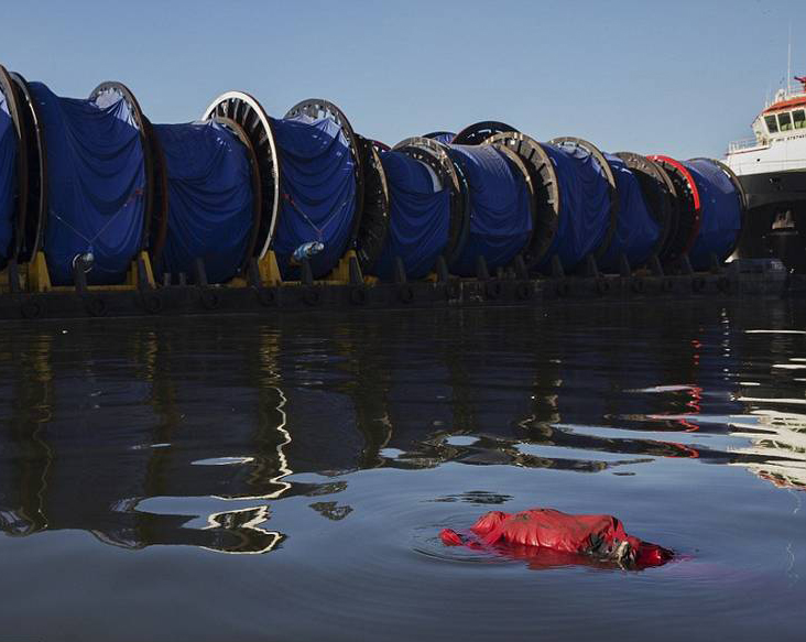 巴西奥运会场地瓜纳巴拉湾出现浮尸