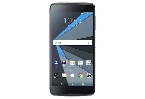 黑莓第二款Android手机曝光:告别全键盘