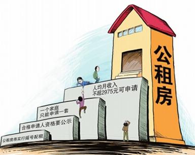 广东1市4138套公租房空置超一年 8县两年债务增超30%