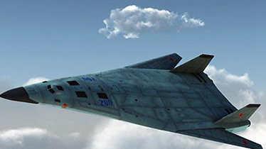 俄军称秘密研发新战略轰炸机 1小时进入太空