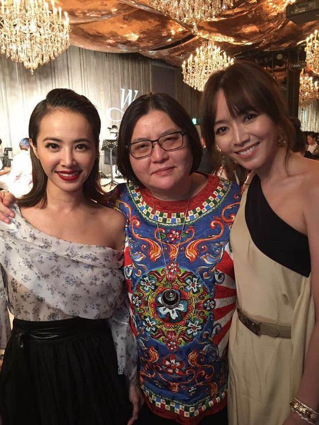 【星娱TV】侯佩岑回应和蔡依林破冰:一直是她的粉丝