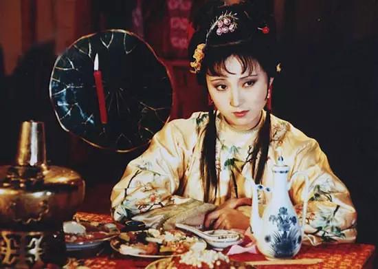 87版《红楼梦》林黛玉服饰 - 拂柳 - 拂柳的博客
