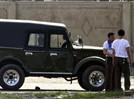 第173期:实拍朝鲜新义州市景:有出租车驶过