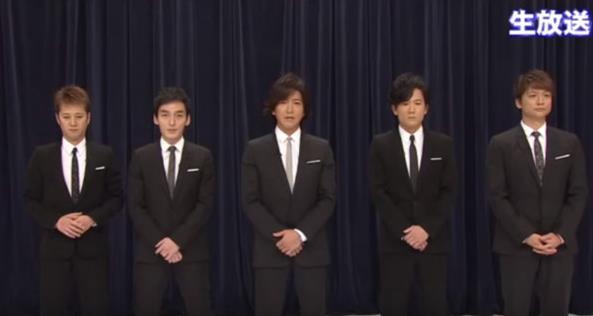 【星娱TV】传SMAP四人踢开木村拓哉 1年后或另组新团