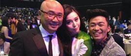 徐峥首谈王宝强婚变:他手机关机 微博已表明态度