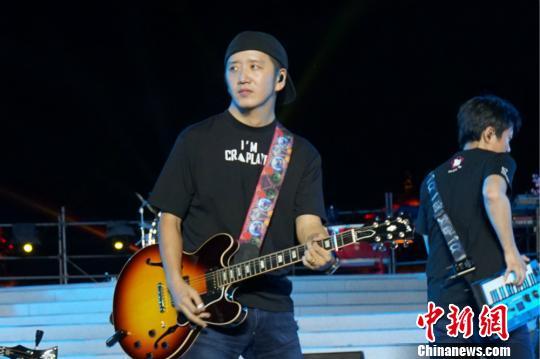 【星娱TV】歌手郝云:音乐的江湖没有流派 作品真诚才是王道