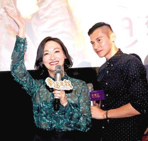 【星娱TV】惠英红:不打算养儿防老 退休之后做个全职学生