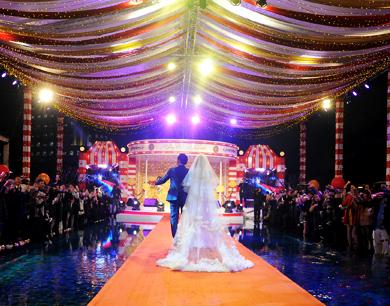 2016结婚行业数据调查:婚宴花销居首