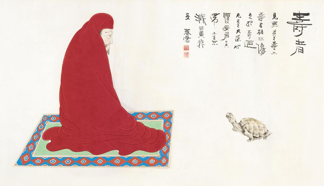 成都文殊院将举办杨春蕾临摹绘画作品展