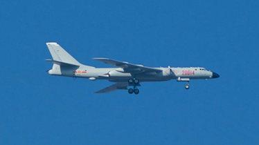 """""""空中战神""""轰-6k将首次零距离向公众展示"""