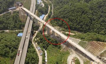 中国制造!这一建筑穿越山脉全长508公里