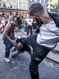 这场狂欢节后 300人被捕