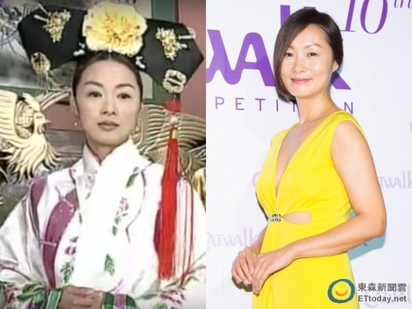"""【星娱TV】她16年前饰演""""怀玉公主"""",神秘消失后再复出"""