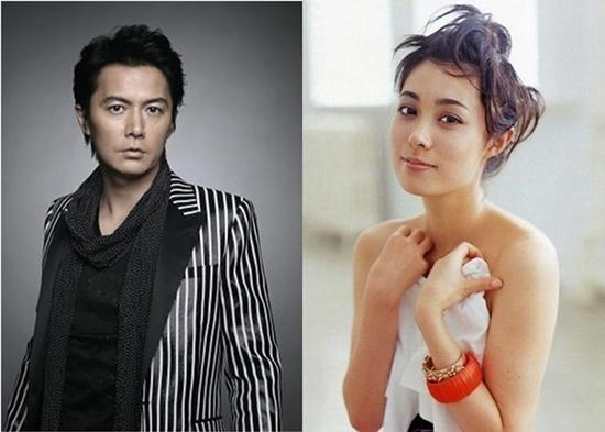 【星娱TV】福山雅治宣布妻子怀孕 恭喜男神要当爸爸了!