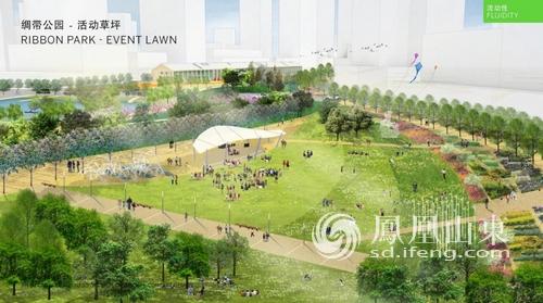 山坡观光果园平面设计图