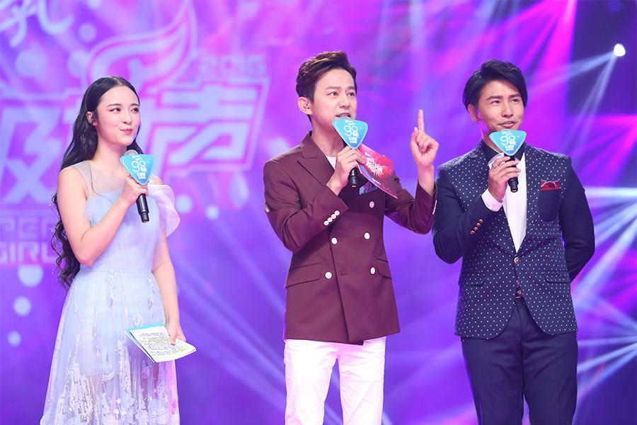 2016超级女声二次元圈9夺冠 吴克羣:开始最不看好她