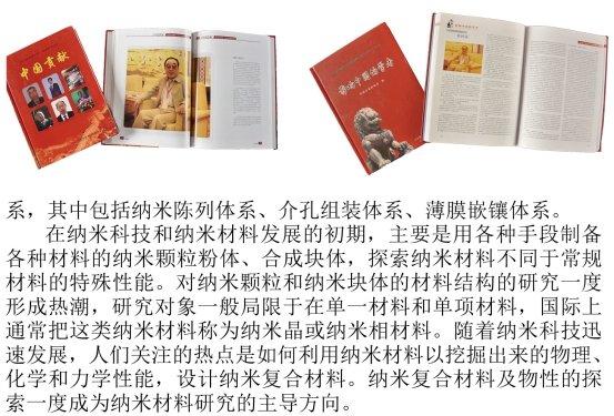 """高树森,""""创新中国"""",纳米科技""""中国梦"""""""