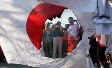 日本的旗帜