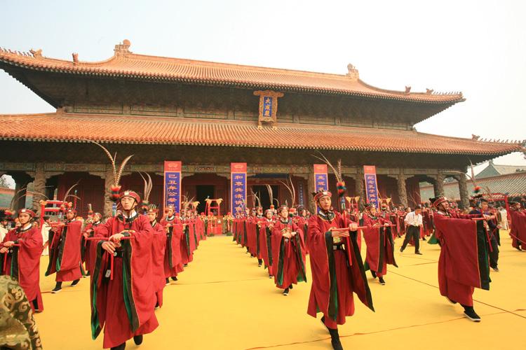 武汉大学教授:怎样看待作为民间信仰的祭祀?