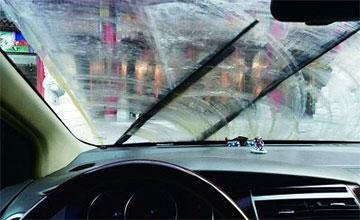 汽车雨刮器刮不干净?是你没学会这三招