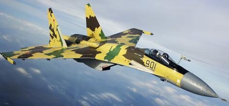 日媒称中国将从俄接收4架苏35 仿制先进航发配歼20