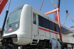 探访南昌地铁2号线列车制造过程