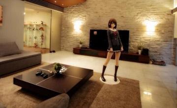日本神秘土豪:家里一个动漫手办就值198万