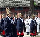 河北正定文庙连续11年举办释奠礼
