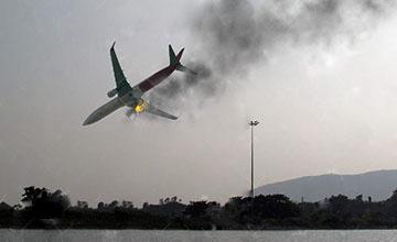 伊朗客机空难