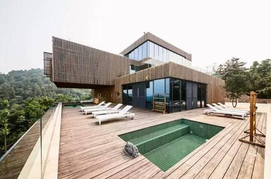 不一样的树屋别墅——溧阳美岕山野温泉度假村