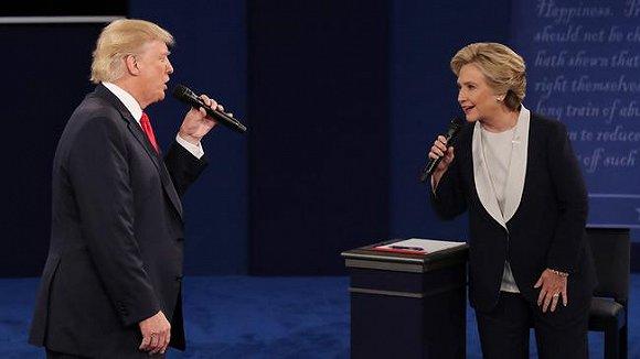 观美国大选有怀 - 一帘竹影 - 一帘竹影
