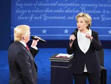 吐槽美国大选:疯子or骗子选谁