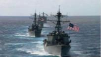 """最新:美军驱逐舰""""擅闯""""西沙领海 解放军出手"""