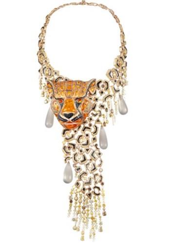 豹 珠宝设计手绘