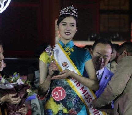 当选世界小姐中国区冠军后,她竟然秒甩男友