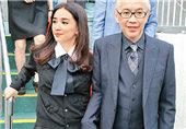 49岁港姐与富豪老公像父女