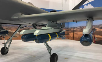 独家探秘彩虹5无人机:挂6枚导弹 一个月即可入门