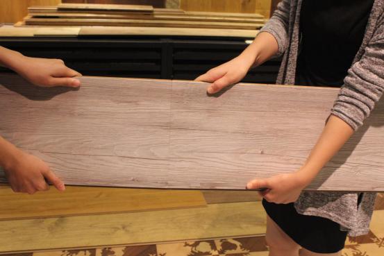 必美,必美地板,宝地雅,产品测评